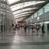 Photo taken at Guangzhou Baiyun Int'l Airport (CAN) by Rukal K. on 5/22/2013