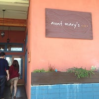 Photo taken at Aunt Mary's Cafe by Michael P. on 2/3/2013