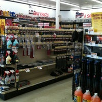 Photo taken at Advance Auto Parts by Jo H. on 1/5/2013