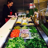 Photo taken at The Pita Pit by Honza T. on 3/27/2015