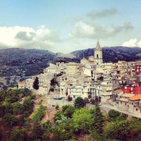 Photo taken at Novara di Sicilia by Maicontenta on 8/22/2013