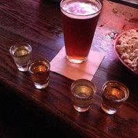 Photo taken at Whiskey Rebel by Samantha L. on 10/23/2012
