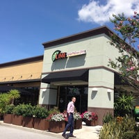 Photo taken at Lime Fresh Grill by Edwin G. on 6/25/2013