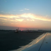 Photo taken at Gate A6 by Paul C. on 9/21/2012