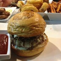 Photo taken at Umami Burger by Jennath Nice S. on 1/13/2013