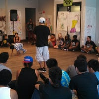 Photo taken at Oak Cliff Cultural Center by Mario N. on 7/6/2013
