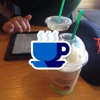 Photo taken at Starbucks by Helen L. on 5/2/2015