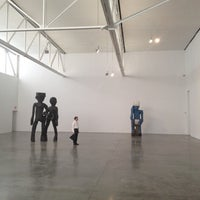 Photo taken at Gagosian Gallery by Brad F. on 9/14/2012