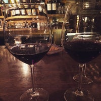 Photo taken at Brown Dog Café & Wine Bar by Kerry D. on 2/14/2015