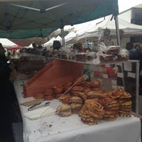 Photo taken at Palo Alto Farmers Market by Maria G. on 12/15/2012