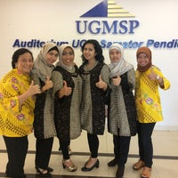 Photo taken at MM UGM Jakarta by Silvia S. on 12/4/2016