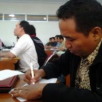 Photo taken at Jurusan Teknik Elektro dan Teknologi Informasi UGM by Yudi S. on 12/14/2012