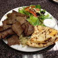Photo taken at Prince Lebanese Grill by M U. on 10/15/2012