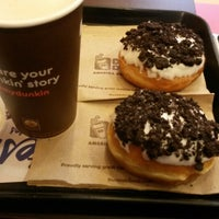 Photo taken at Dunkin' Donuts by Pancho V. on 5/20/2014
