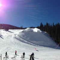 Photo taken at Copper Mountain by Shuo S. on 2/4/2013