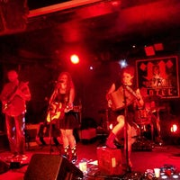 Photo taken at Rock & Roll Hotel by Jeff S. on 7/21/2013