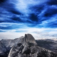 Photo taken at Glacier Point by Herbert Y. on 9/25/2012