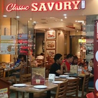 Photo taken at Classic Savory by rio on 10/6/2014