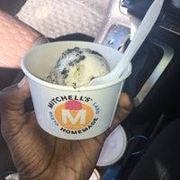 Photo taken at Mitchell's Ice Cream by Ibrahim K. on 8/29/2016