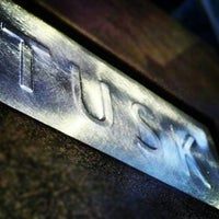 Photo taken at TUSK Restaurant & Lounge by Matt P. on 10/23/2012