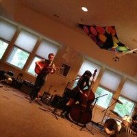 Photo taken at Temple Habonim by Bob B. on 5/11/2013