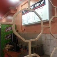Photo taken at Ali's Roti Shop by Kerry W. on 8/24/2013