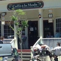 Photo taken at Caffe a la Mode by Thomas I. on 6/4/2013