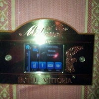 Photo taken at Hotel Vittoria by Zaira B. on 10/6/2012