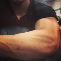 Photo taken at 24 Hour Fitness by Brian W. on 4/27/2014