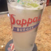 Photo taken at Pappas Burger by Maria H. on 11/29/2012
