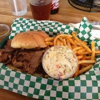 Photo taken at Sparky's Roadside BBQ by Denise V. on 4/2/2013