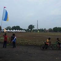 Photo taken at Stadium mini Kg Raja by mohamad i. on 4/18/2014