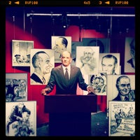 Photo taken at The Lyndon Baines Johnson Library and Museum by Jerome P. on 5/11/2013