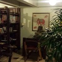 Photo taken at Baan Thai House Homestay by Maddalena P. on 4/23/2014