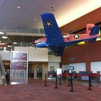 Photo taken at Kalamazoo - Battle Creek International Airport (AZO) by Larry B. on 2/28/2012