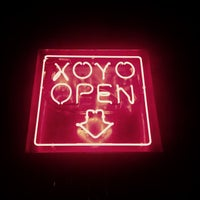 Photo taken at XOYO London by Pares T. on 11/5/2012