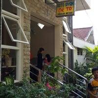 Photo taken at Soto Ayam Cak To by Surya W. on 9/20/2014