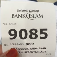 Photo taken at Bank Islam by Puteri S. on 10/19/2016