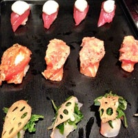 Photo taken at Sushi of Gari by Josh A. on 10/13/2012