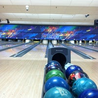 Photo taken at Brunswick Zone - Lowell by Justin W. on 2/12/2013