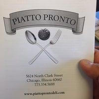 Photo taken at Piatto Pronto by iOS Genius S. on 9/14/2014