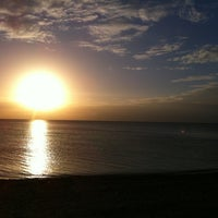 Photo taken at Turtle Beach by Michael B. on 10/23/2012