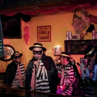 Photo taken at Cigars & Stripes BBQ Lounge by Dale G. on 1/6/2013