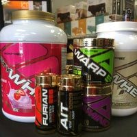 Photo taken at Sports Nutrition Superstore by Ryan H. on 8/4/2015