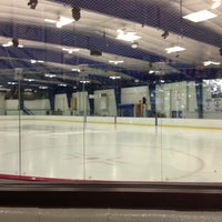 Photo taken at Columbia Ice Rink by Sean F. on 5/11/2013