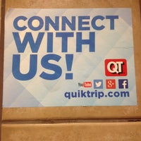 Photo taken at QuikTrip by Tony B. on 5/15/2014