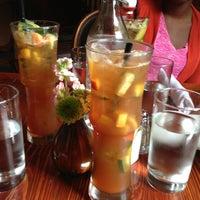 Photo taken at Atchafalaya Restaurant by Garlanda F. on 7/6/2013