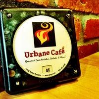 Photo taken at Urbane Cafe by Scott O. on 3/22/2013