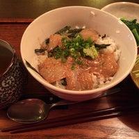 Photo taken at 旬彩 厨 by KAORI M. on 8/19/2014