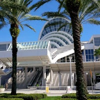 Photo taken at Orange County Convention Center South Concourse by Jim I. on 5/16/2013